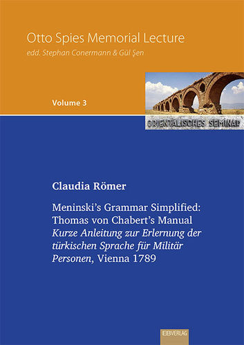 Vol. 3: Meninski's Grammar Simplified: