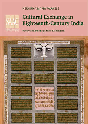 Volume 4: Cultural Exchange in Eighteenth-Century India