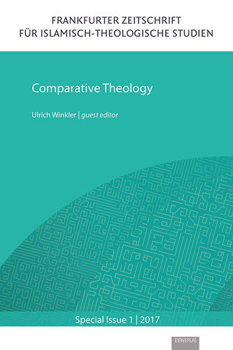 Special Issue 1: Comparative Theology